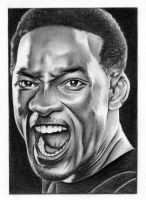 Will Smith by shonechacko