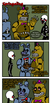 Springaling 54: Another Fine Mess by Negaduck9