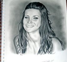 Evangeline Lilly by RichieCooksJr