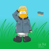 Penguin Germany by LakeBlue1