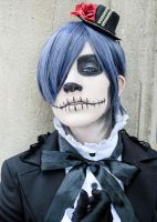 Death Ciel Phantomhive 2 by Catchmewithyourlips