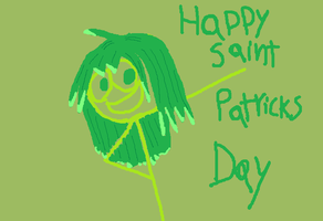 Happy St Patricks Doodlz18 by nicksnack