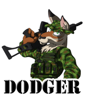 Dodger Badge by JackHCrow