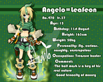 Profile I- Angelo-Leafeon by Inucat