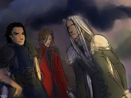 What's wrong? FF VII by Nati13321