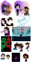 biggole homestuck dump by RileyAV