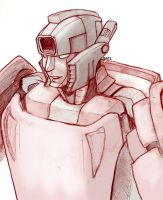 Sideswipe pencils by batchix