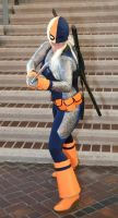Rose Wilson Ravager8 by ComicChic19