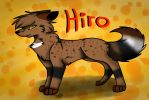 Hiro OC  by wolvesforever122