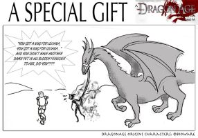 DAO: A special gift by SoniaCarreras