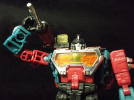 Perceptor, wheeljacks fellow scientist and friend by forever-at-peace