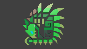 Monster Hunter Rathian Icon by Mikey-Spillers