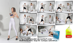 Mixed Fencing Duel - Image Set 65 Images - US 8 by MartaModel