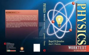 physics 1 book cover by aerlixir