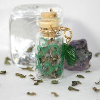 Calm Healing Bottle by GeneveveX