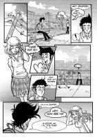 A State of Chuck pg 2 by Juny