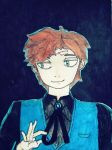Reverse Dipper Pines by Chrismae100