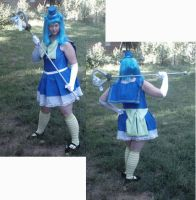 Entry: Sailor Blueberry Muffin by AJAngelique