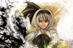 Youmu by Gold-copper
