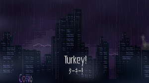 Cotter Love: Turkey! (November 0I6 of 20I4) by Royameadow