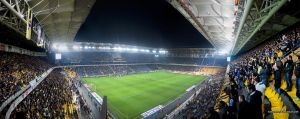 Fenerbahce - Antep Panorama by khrmnens