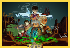Bastion- Building a New World by MakingBelieve