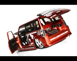 My ride: Scion Xb by AvalonProject