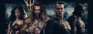 Dawn of Justice Banner More Colour by MessyPandas