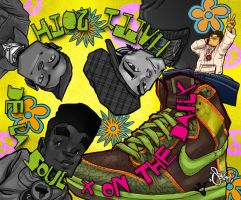 20yrs of De La Soul by SOLO-RM