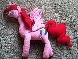 Pinkie Pie mane and tail patterns by Katie-May-sews-stuff
