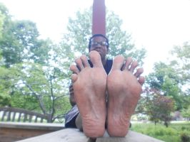 I Want My Feet Licked! by Nomadl3