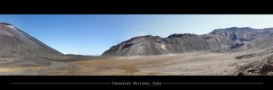 Tongariro National Park by SullenSquid