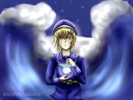 APH- Water Mage by RavenWingsFly