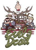 Evil Dead by Ape74