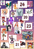 Advent Calender by chocobeery
