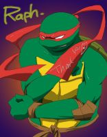 Clap your hands +Raphael+ by roy-tailor