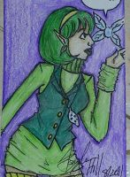 Saria by MissSweet77
