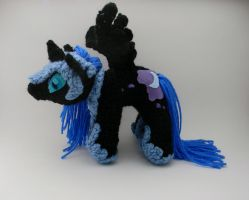 Nightmare Moon by gwilly-crochet