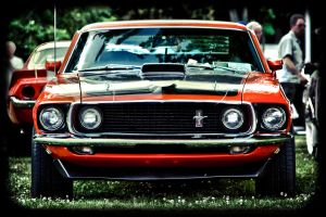 Mustang 1969 by RockRiderZ