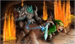 The legend of Zelda: I'm not a hero yet ... by PAabloO