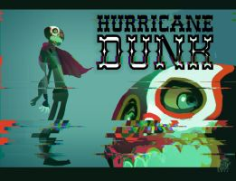 hurricane dunk by Vamp1r0