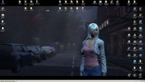 Desktop - Aster in Secret World by tirsden