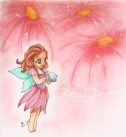 Dew Drop by dievegge