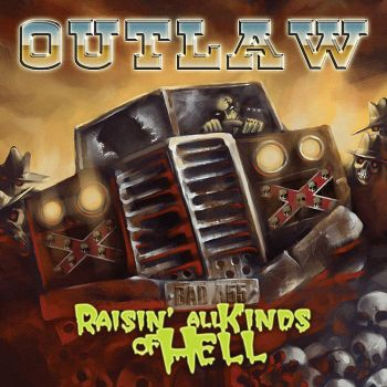 Raisin' all Kinds of Hell by kingzog