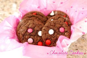 Chocolate Cookies by bakingbee