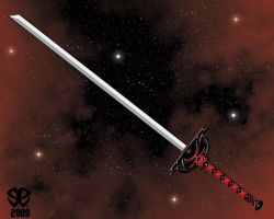 The sword of Curse by Revelationchapter9