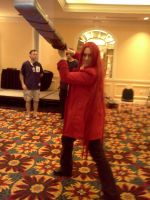 Cosplayers at Roundcon 12 by Kyuubichowderfan