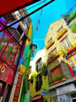 Just A Splash of Color by MyWorldTravelJournal