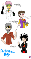 Poptropica High by BlazingAngel123