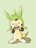 Chespin by ThePandamis